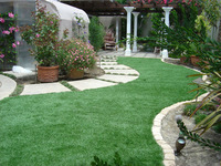 Artificial Grass Sports Flooring