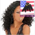 100%  Grade 6A Deep Wave Brazilian Virgin Hair-Thousand3-1