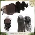 Best popular brazilian virgin hair lace closure-Thousand3-3