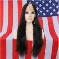 New Fashion Wig tangle free and no shedding 100% Brazilian human hair-Thousand9-1