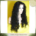 New arrival natural deep wave brazilian hair full lace wig-Thousand9-5