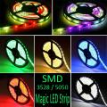 12V 60pcs 3528 SMD LED flexible strips,LED light strip,Flexible LED strip light Livisionled4-6
