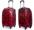 Promotion 2013 New Colorful Luggage Suitcase With Spinners And Name Brand For Lady Factory Sale Well-BL1-4