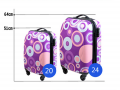 Newest bright colorful famous luggage brands-BL5-4