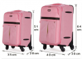 2014 New Famous Upright Omni Wheel Luggage-BL6-3