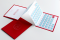 High Quality Card Calendars Printing CNP13-5