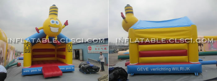 T2-3189 Inflatable Bouncers
