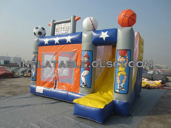T5-101 Inflatable Castles