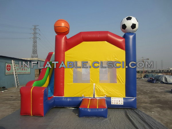 T5-190 Inflatable Castles
