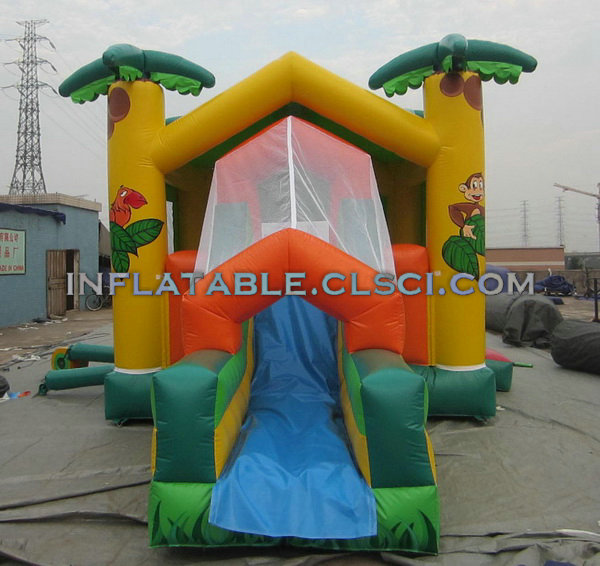 T5-250 Inflatable Castles