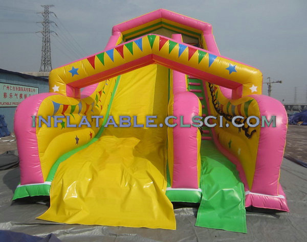 T8-170 Inflatable Slides