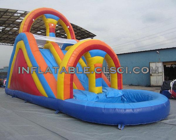 T8-516 Inflatable Slides