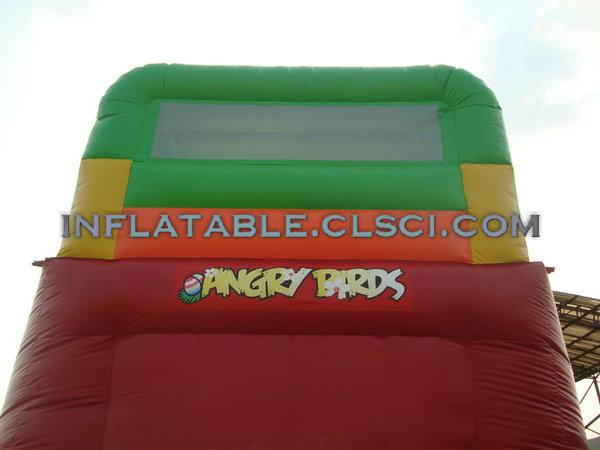 T8-854 Inflatable Slides