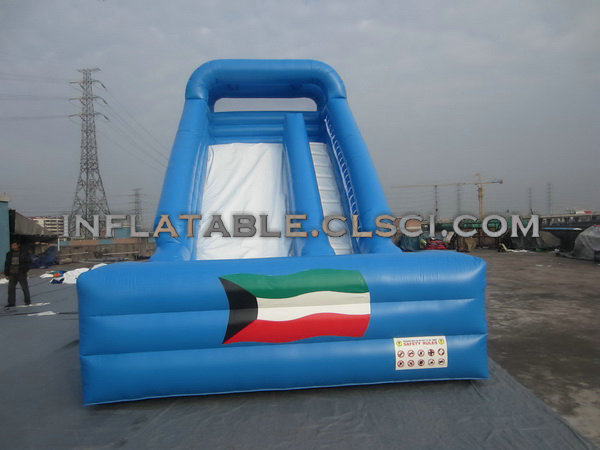 T8-935 Inflatable Slides