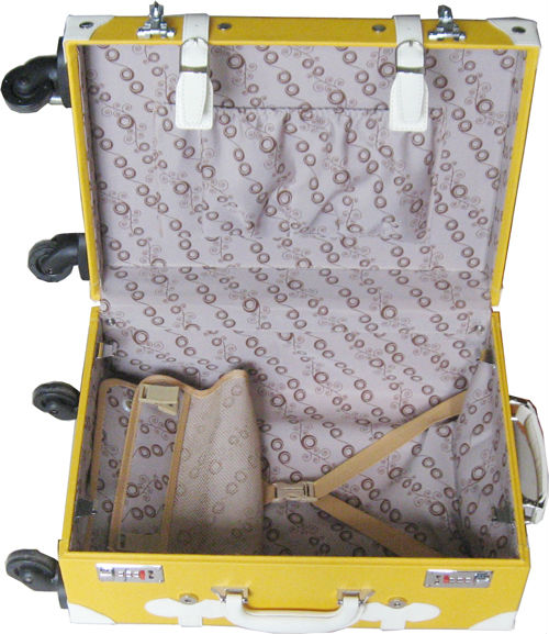 PU Retro luggage-BL8-4