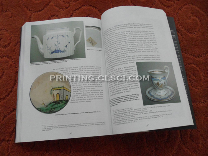 High Quality Potter Paperback Book Printing CNP1-11